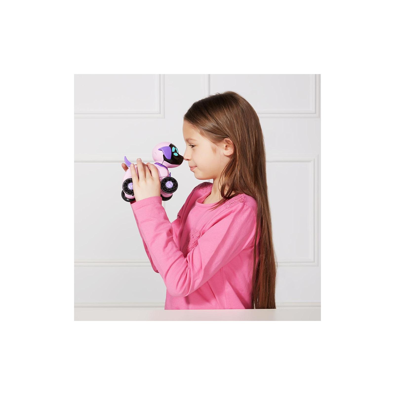Интерактивная игрушка WowWee Маленький щенок Чип розовый (W2804/3817) изображение 6