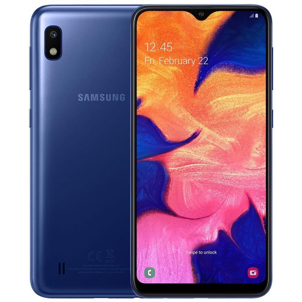 Мобильный телефон Samsung SM-A105F (Galaxy A10) Blue (SM-A105FZBGSEK)