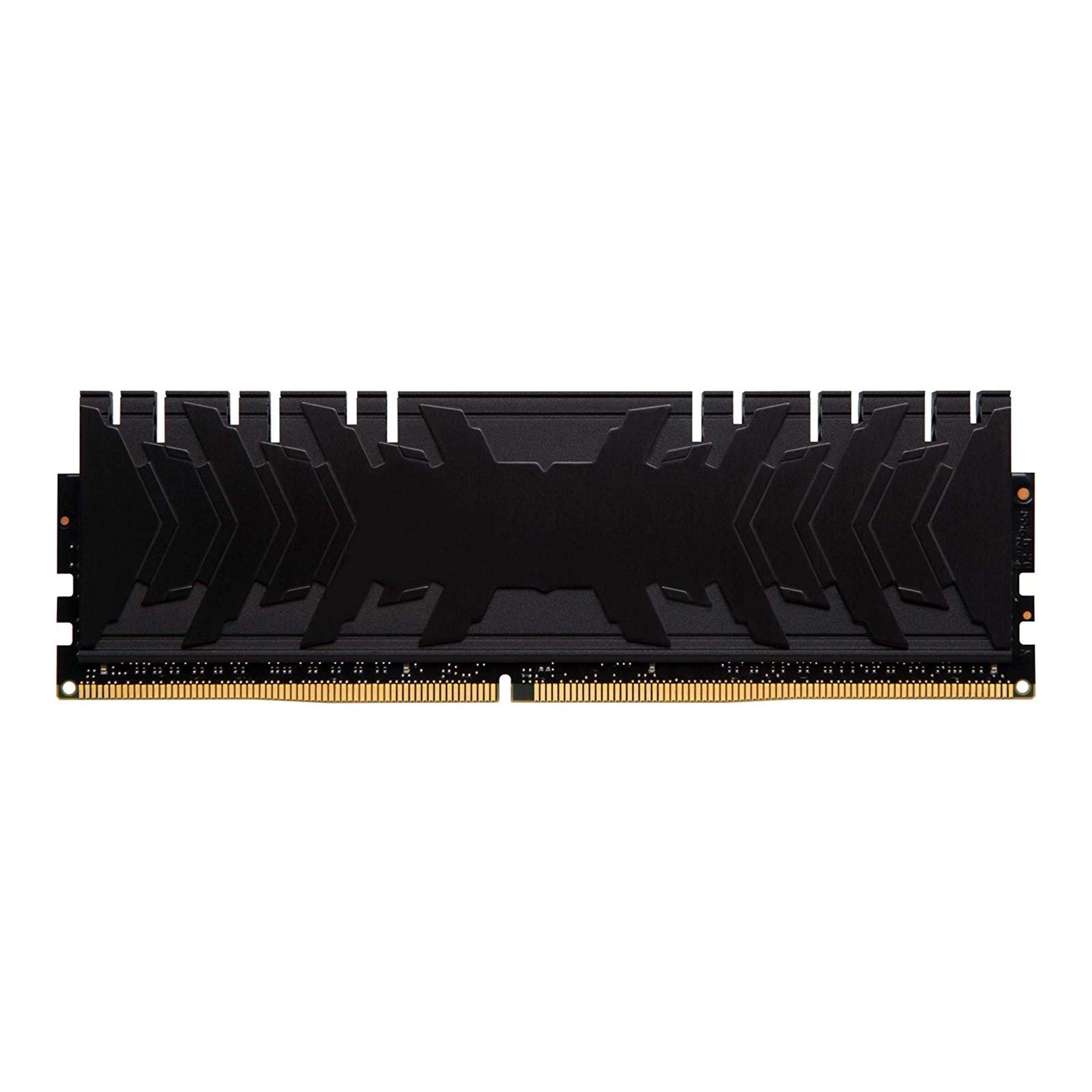 Модуль пам'яті для комп'ютера DDR4 8GB 3333 MHz HyperX Predator Black HyperX (Kingston Fury) (HX433C16PB3/8) зображення 3