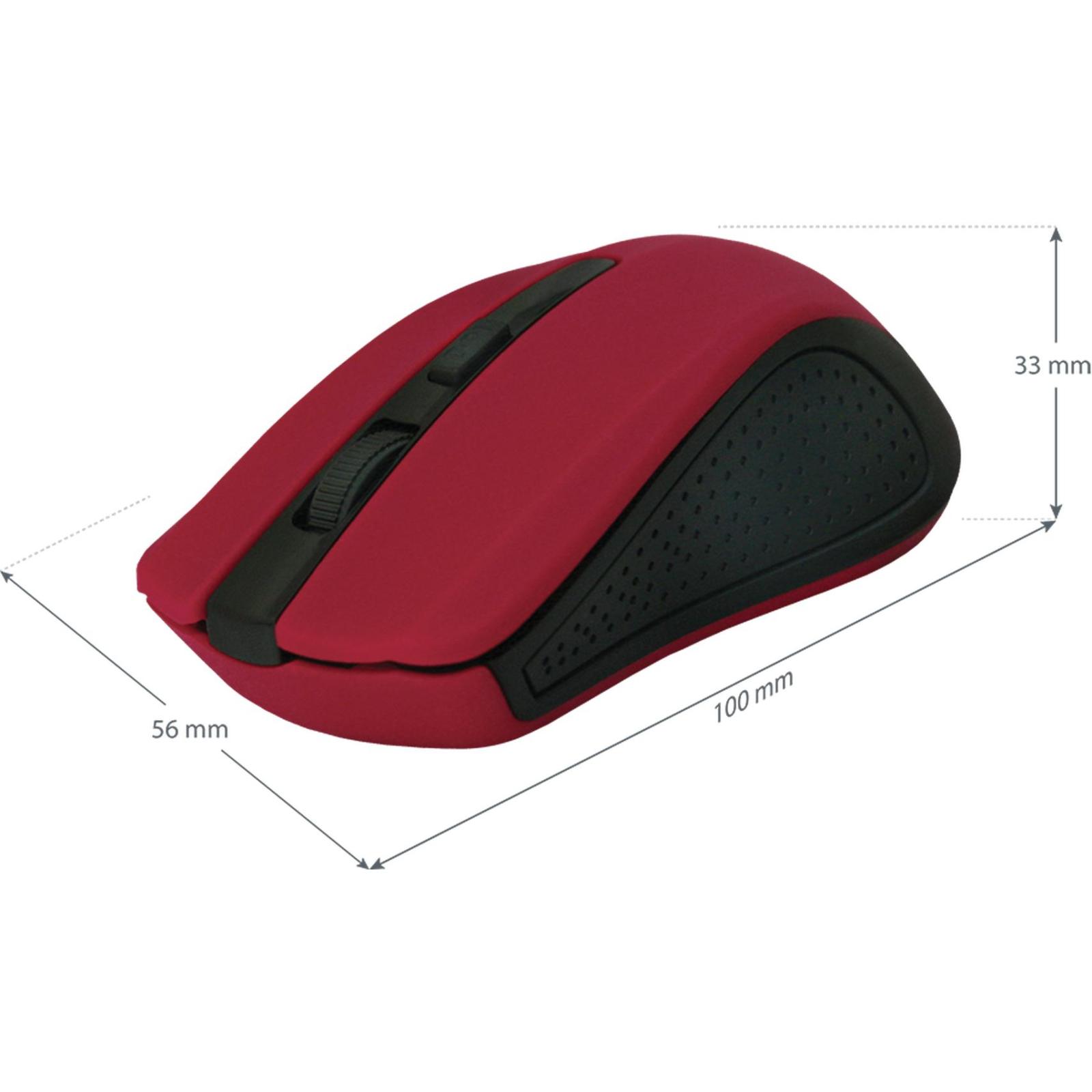 Мышка Defender Accura MM-935 Black (52935) изображение 3