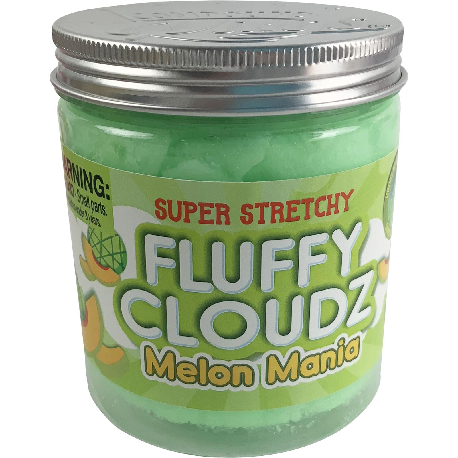 Набор для творчества Compound kings Slime Fluffy Cloudz аромат Дыня 190 г (300002-2)
