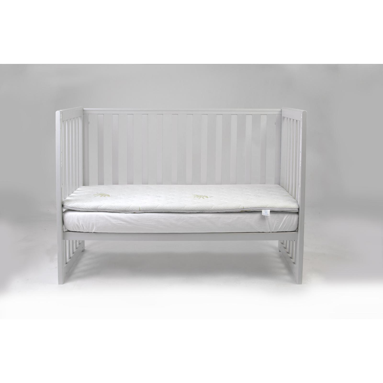 Матрас для детской кроватки Верес Latex+Aloe Vera 120*60*3,5 см (топпер) (54.1.03) изображение 2