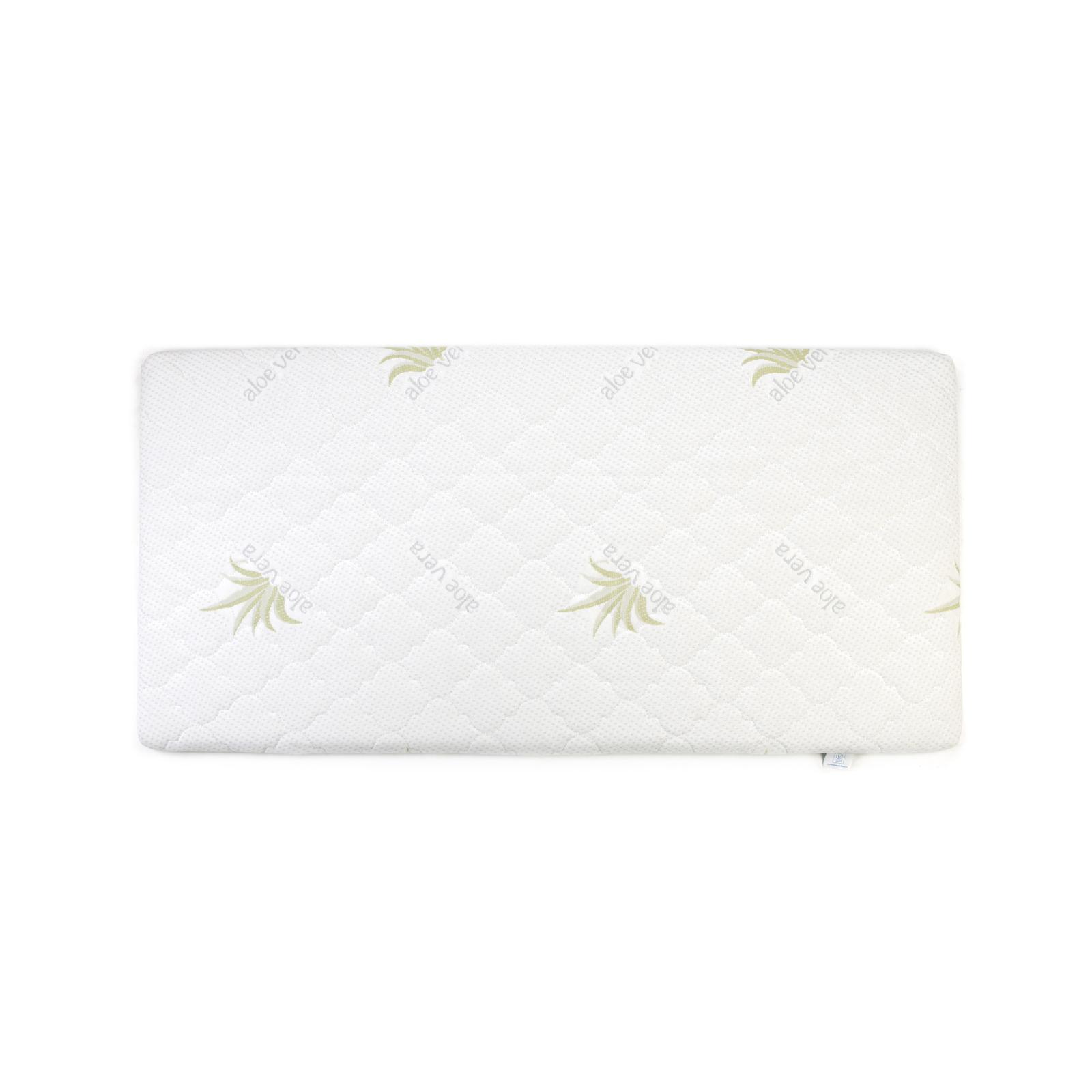 Матрас для детской кроватки Верес Latex+Aloe Vera 120*60*3,5 см (топпер) (54.1.03) изображение 3
