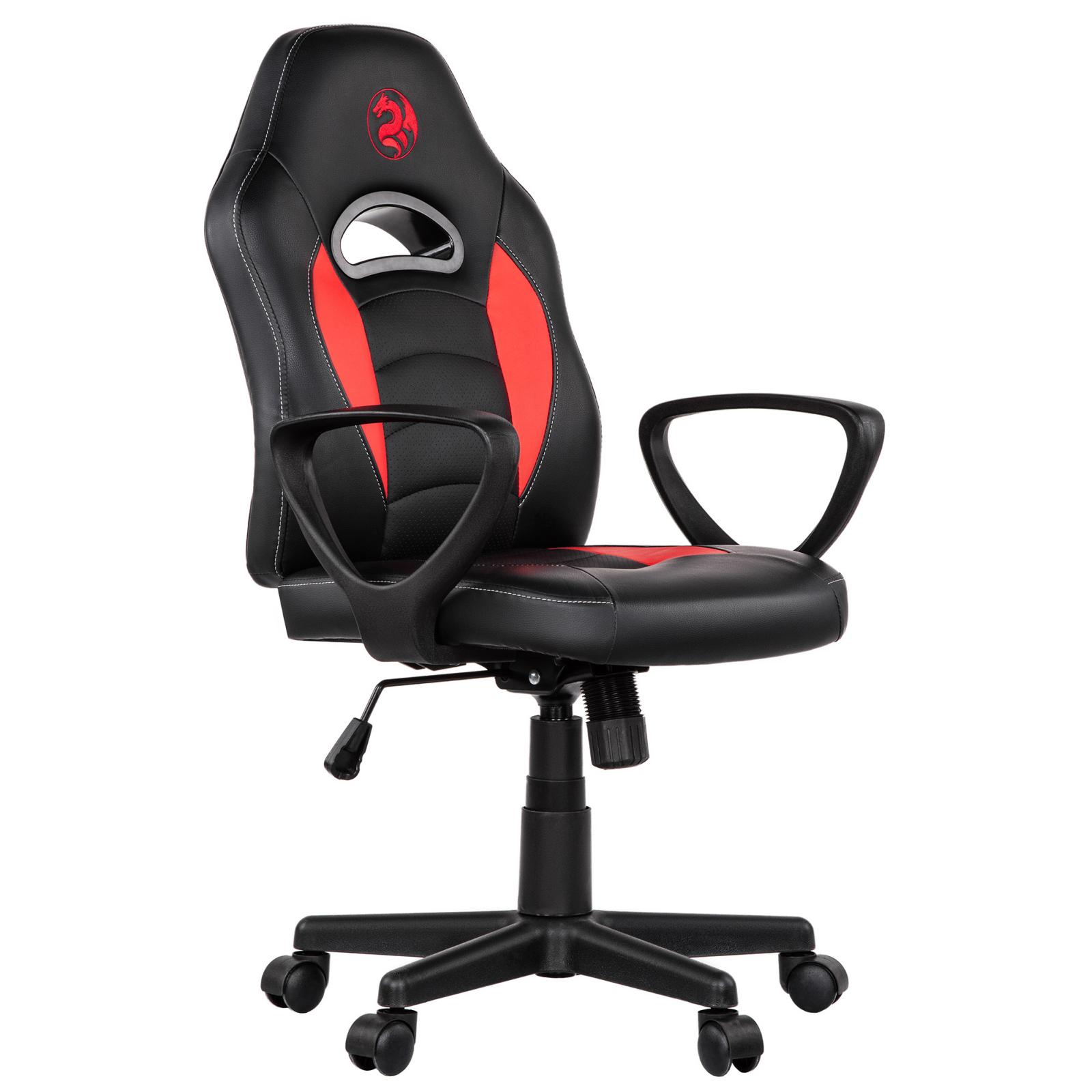 Крісло ігрове 2E GC21 (JUNIOR) Black/Red (2E-GC21BLR)