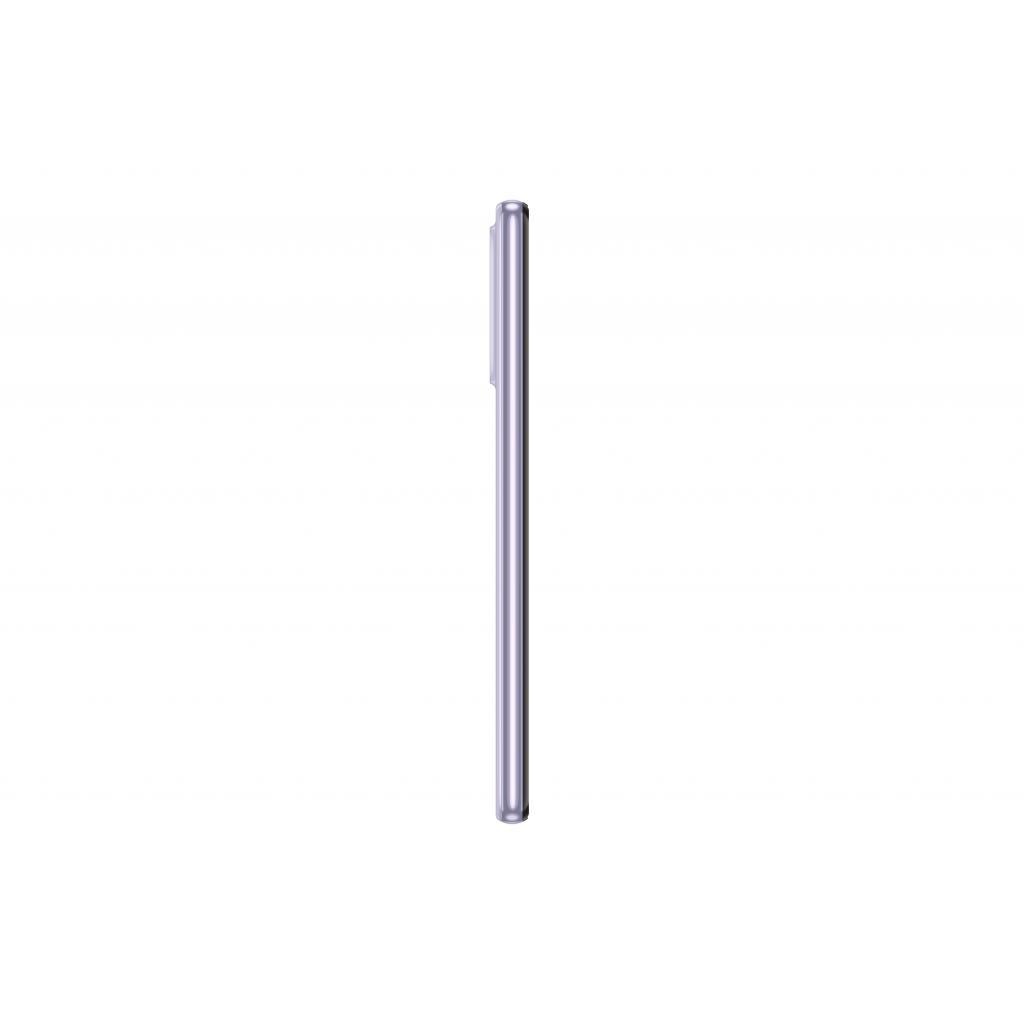 Мобільний телефон Samsung SM-A525F/256 (Galaxy A52 8/256Gb) Light Violet (SM-A525FLVISEK) зображення 7