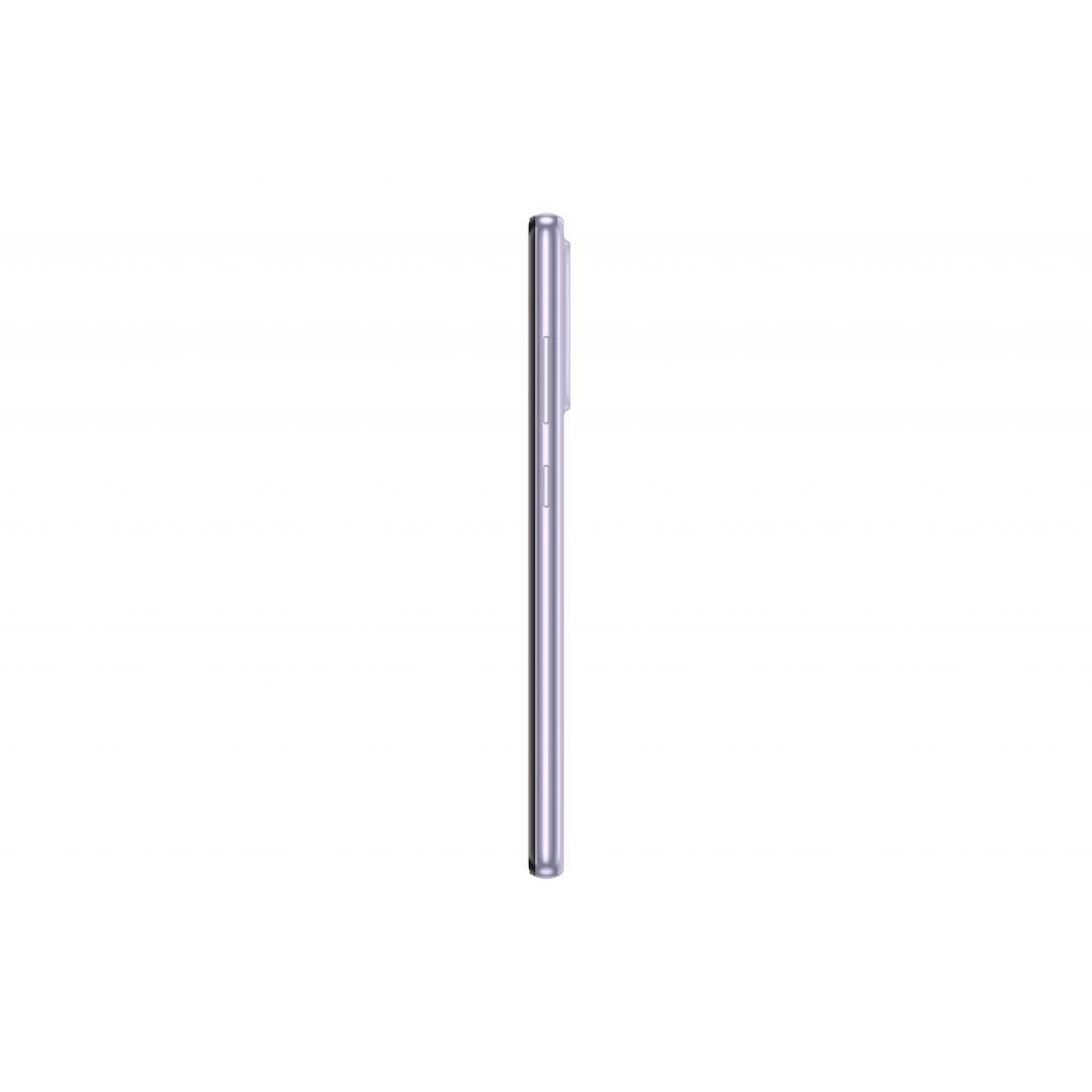 Мобільний телефон Samsung SM-A525F/256 (Galaxy A52 8/256Gb) Light Violet (SM-A525FLVISEK) зображення 8