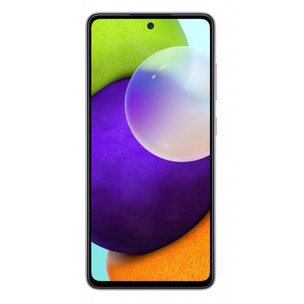 Мобільний телефон Samsung SM-A525F/256 (Galaxy A52 8/256Gb) Light Violet (SM-A525FLVISEK)