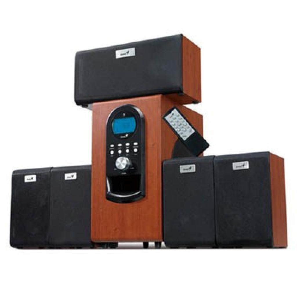 Акустическая система SW-HF 5.1 6000 Genius (31730022101)