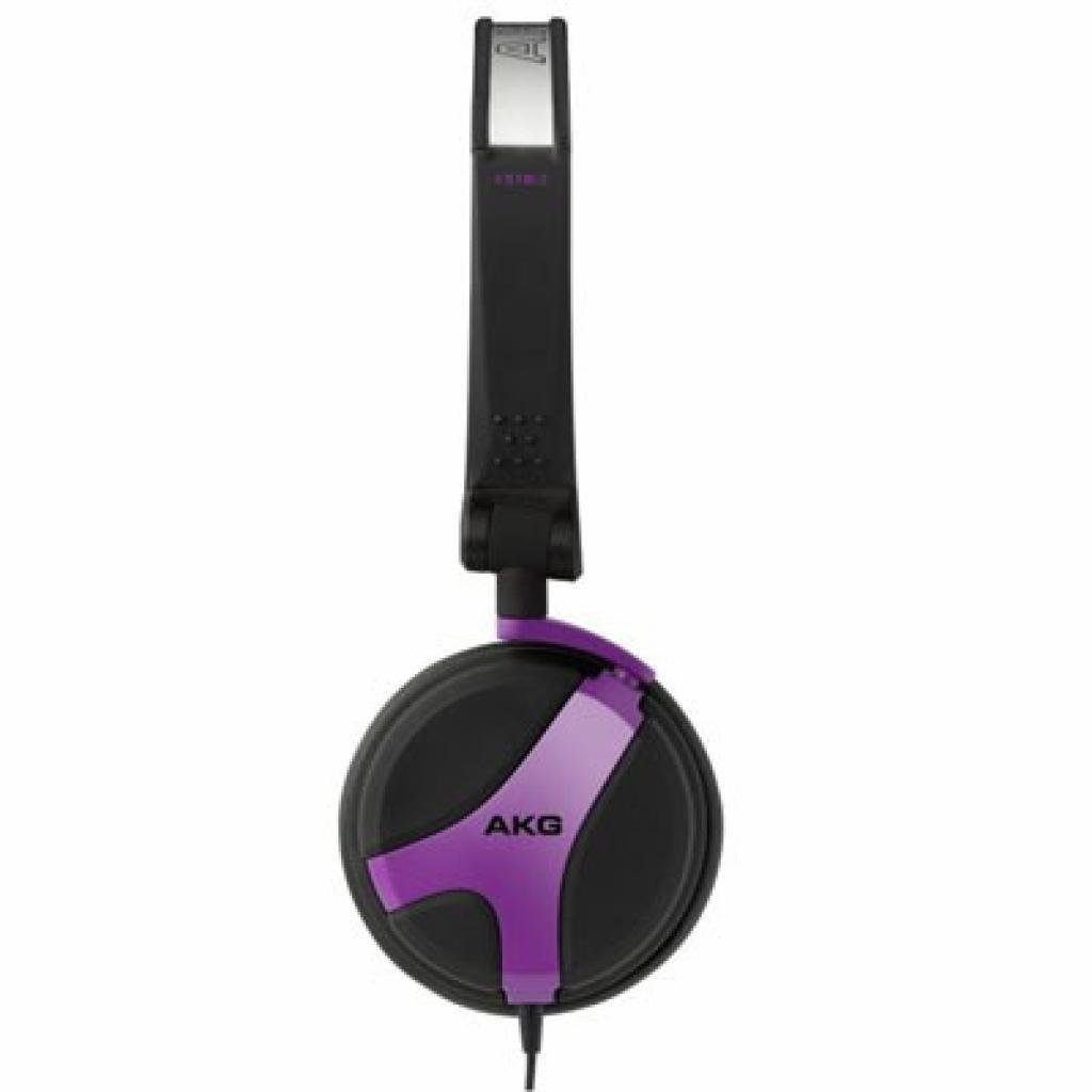 Наушники AKG K 518 LE фіолетовий (K518LEFSH)