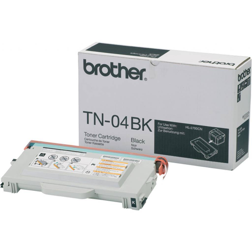 Картридж Brother для HL-2700CN, MFC-9420CN black (TN04BK)