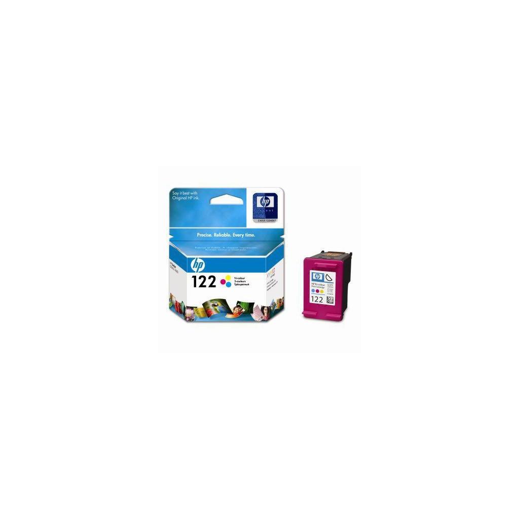 Картридж HP DJ No.122 color, DJ 2050 (CH562HE) изображение 2