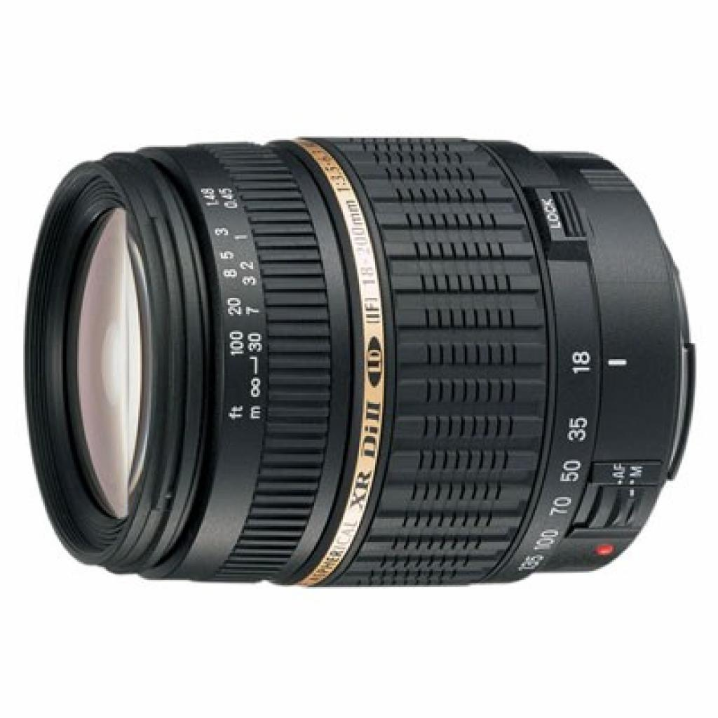 Объектив Tamron AF 18-200mm f/3.5-6.3 XR Di II LD Asp. (IF) macro for Sony (AF 18-200mm for Sony)