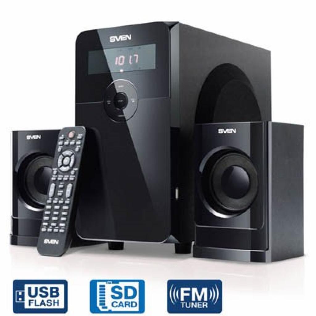 Акустическая система SVEN MS-2000 black