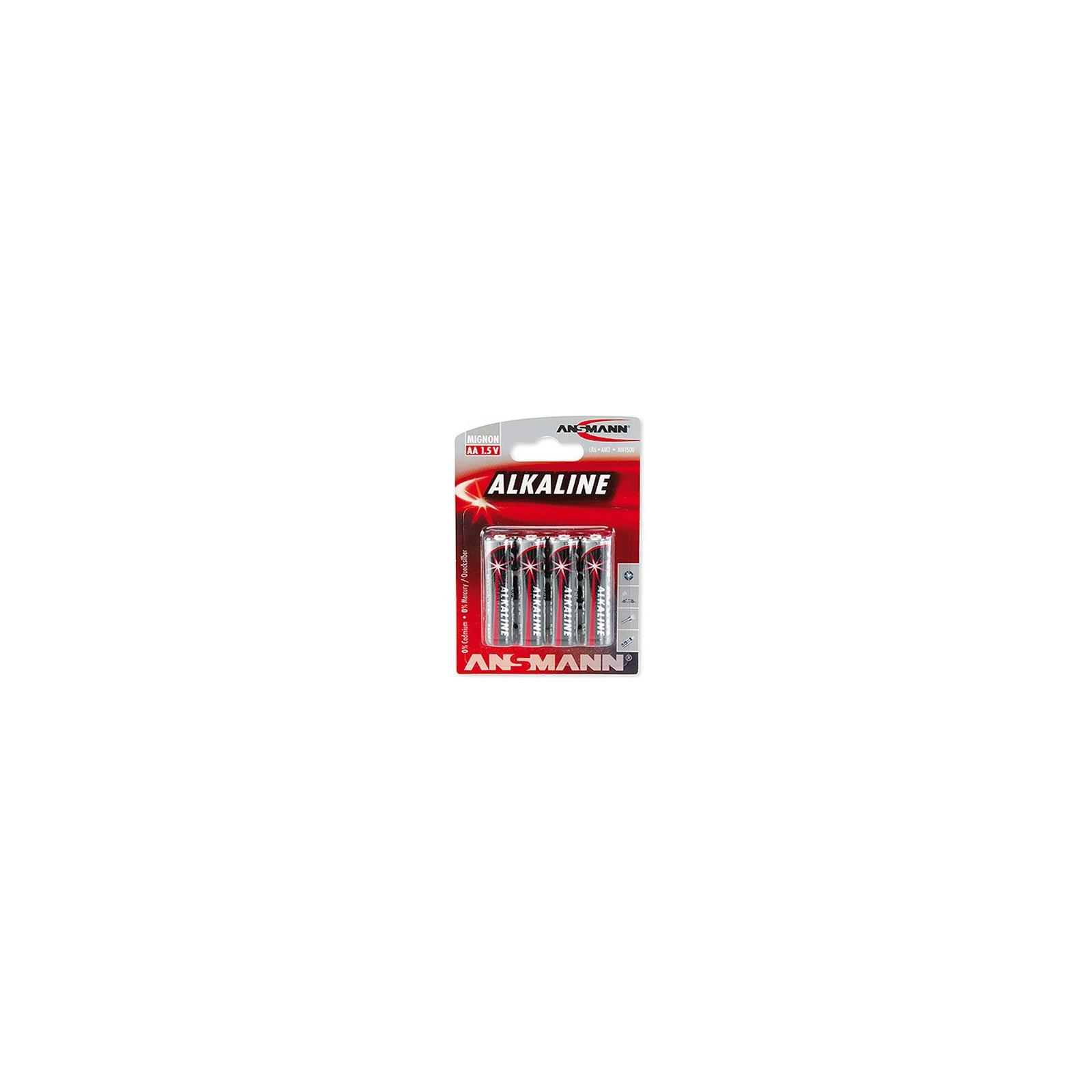 Батарейка Ansmann AA MN1500 LR6 * 4 (5015563)