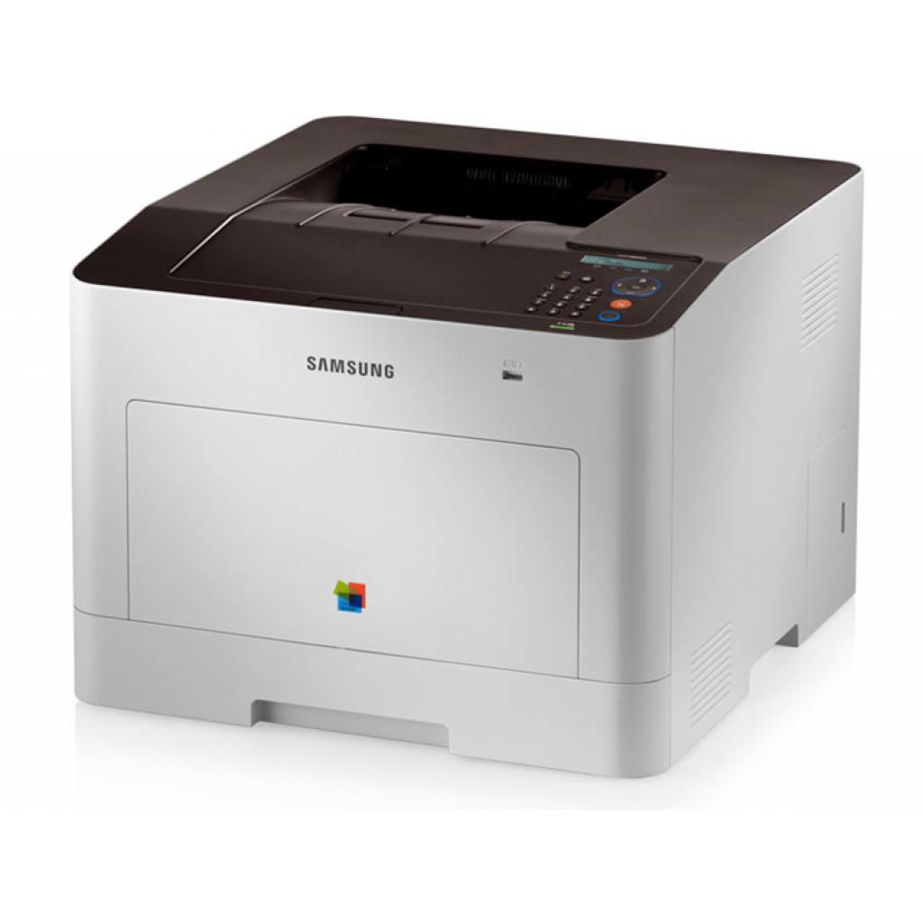 Лазерный принтер Samsung CLP-680ND (CLP-680ND/XEV) изображение 2
