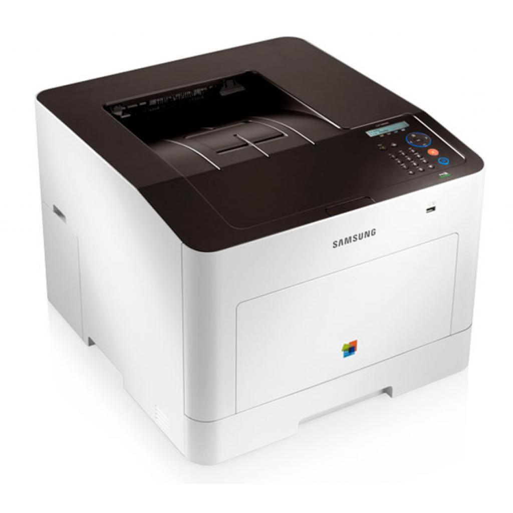 Лазерный принтер Samsung CLP-680ND (CLP-680ND/XEV) изображение 3