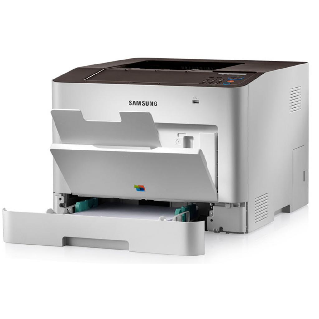Лазерный принтер Samsung CLP-680ND (CLP-680ND/XEV) изображение 4
