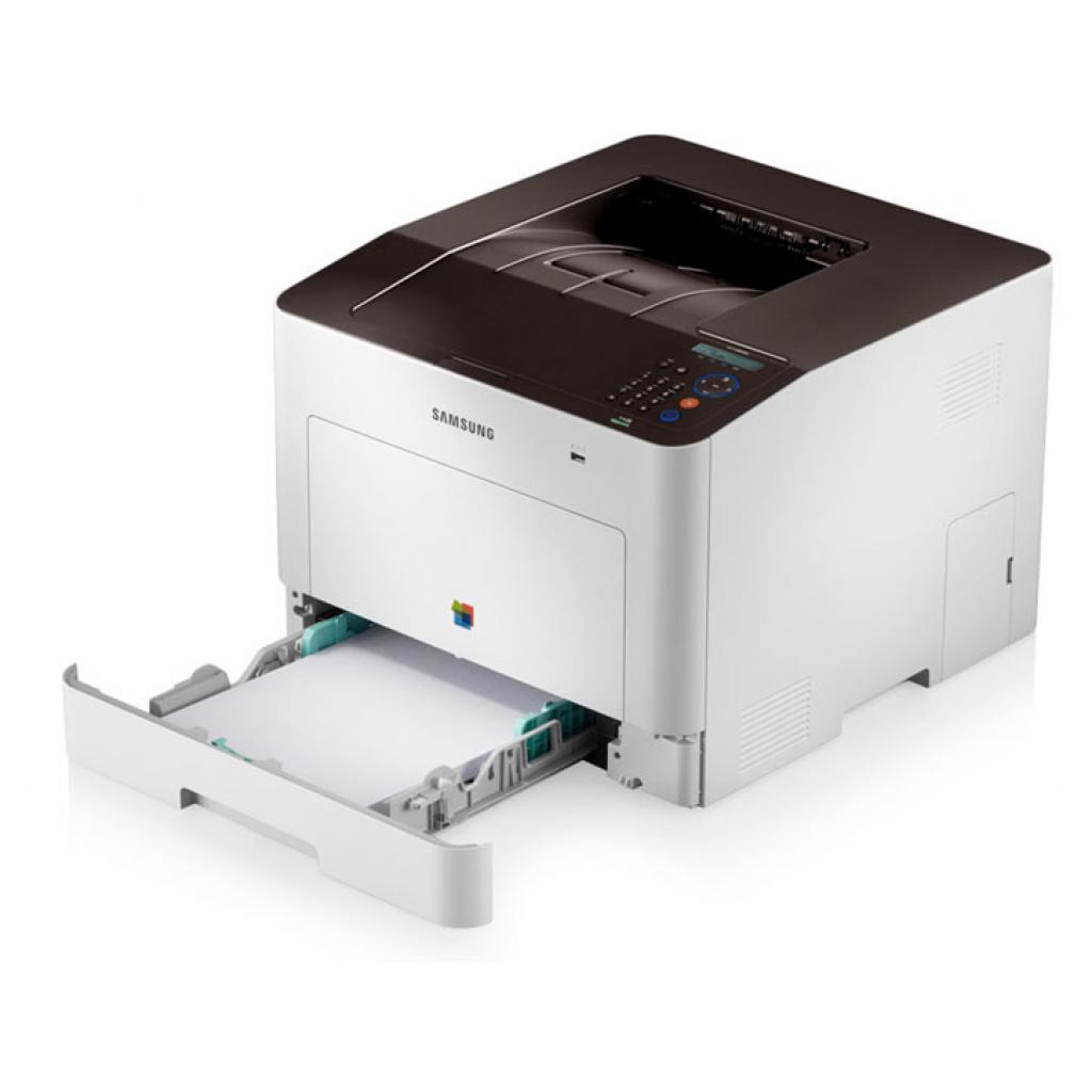 Лазерный принтер Samsung CLP-680ND (CLP-680ND/XEV) изображение 5