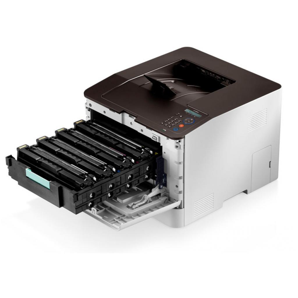 Лазерный принтер Samsung CLP-680ND (CLP-680ND/XEV) изображение 6