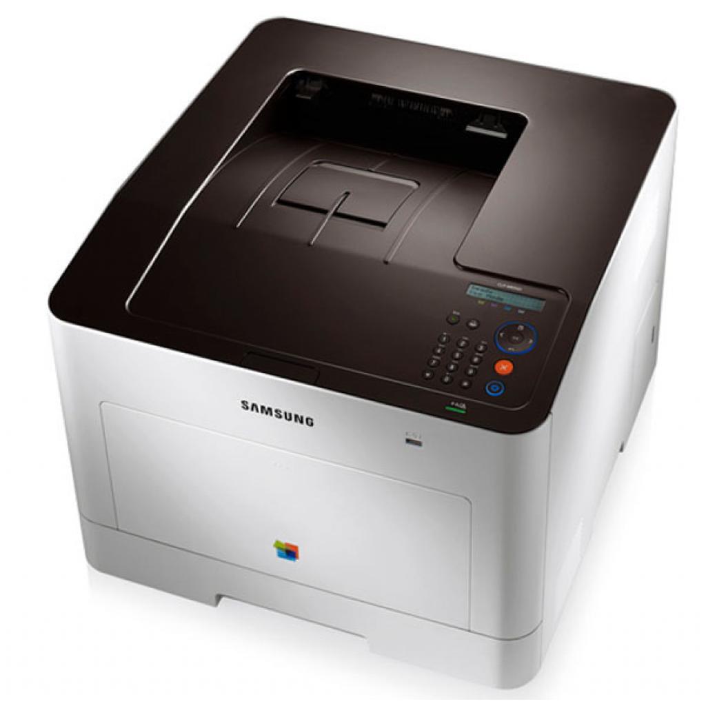 Лазерный принтер Samsung CLP-680ND (CLP-680ND/XEV) изображение 7