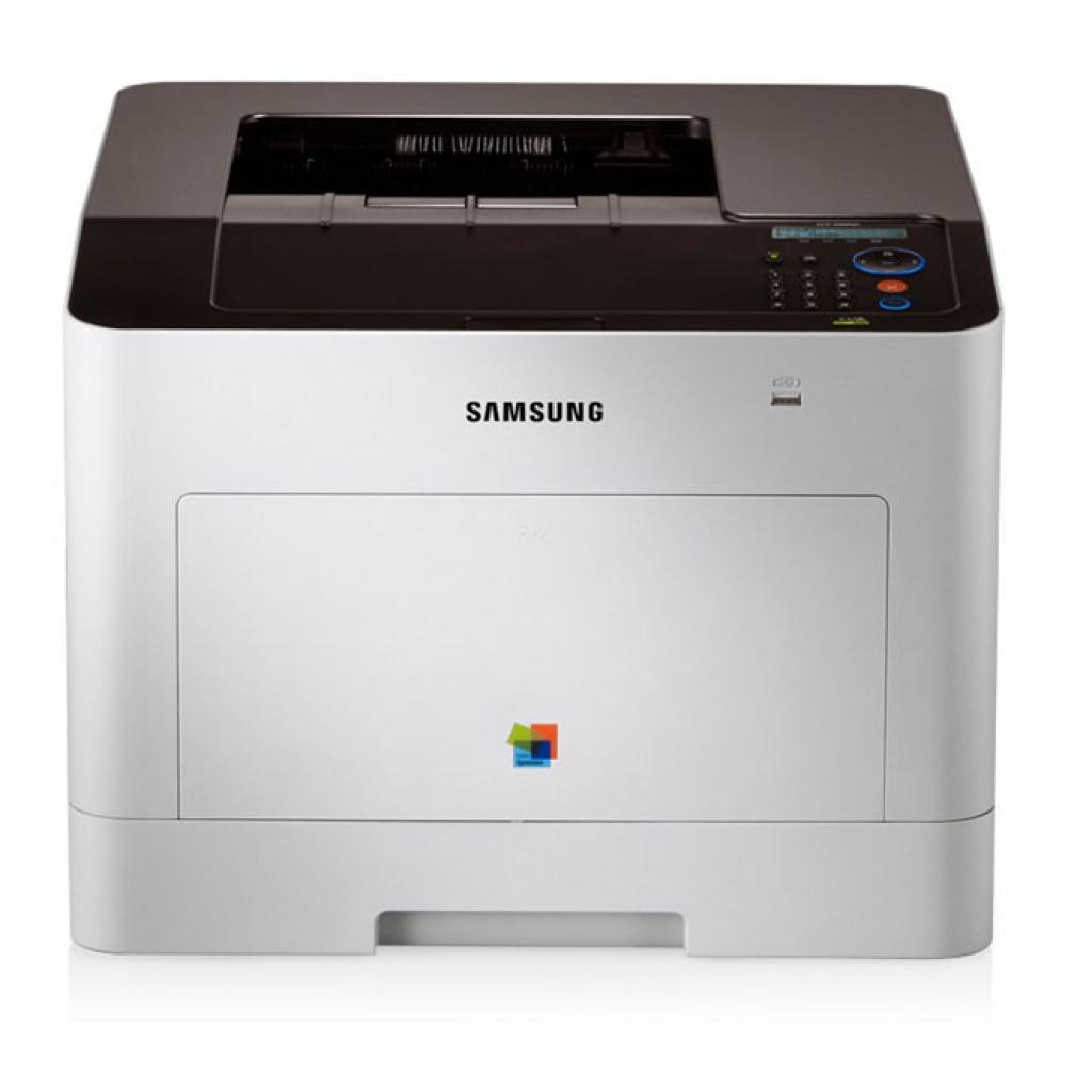 Лазерный принтер Samsung CLP-680ND (CLP-680ND/XEV)