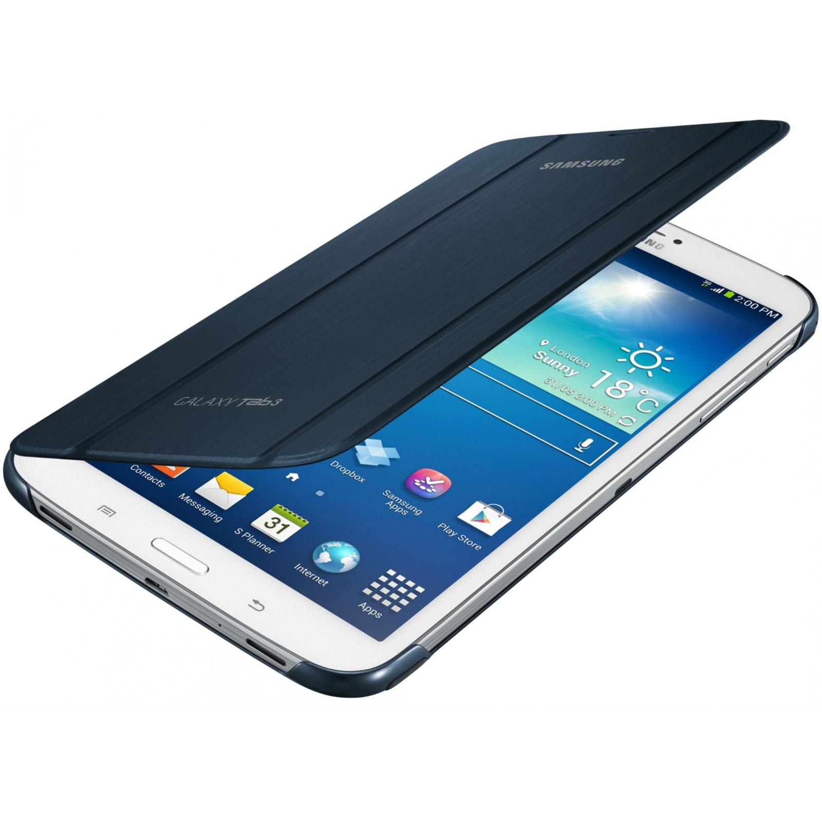 Чехол для планшета Samsung 8 GALAXY Tab 3 /Topaz Blue (EF-BT310BLEGWW) изображение 2