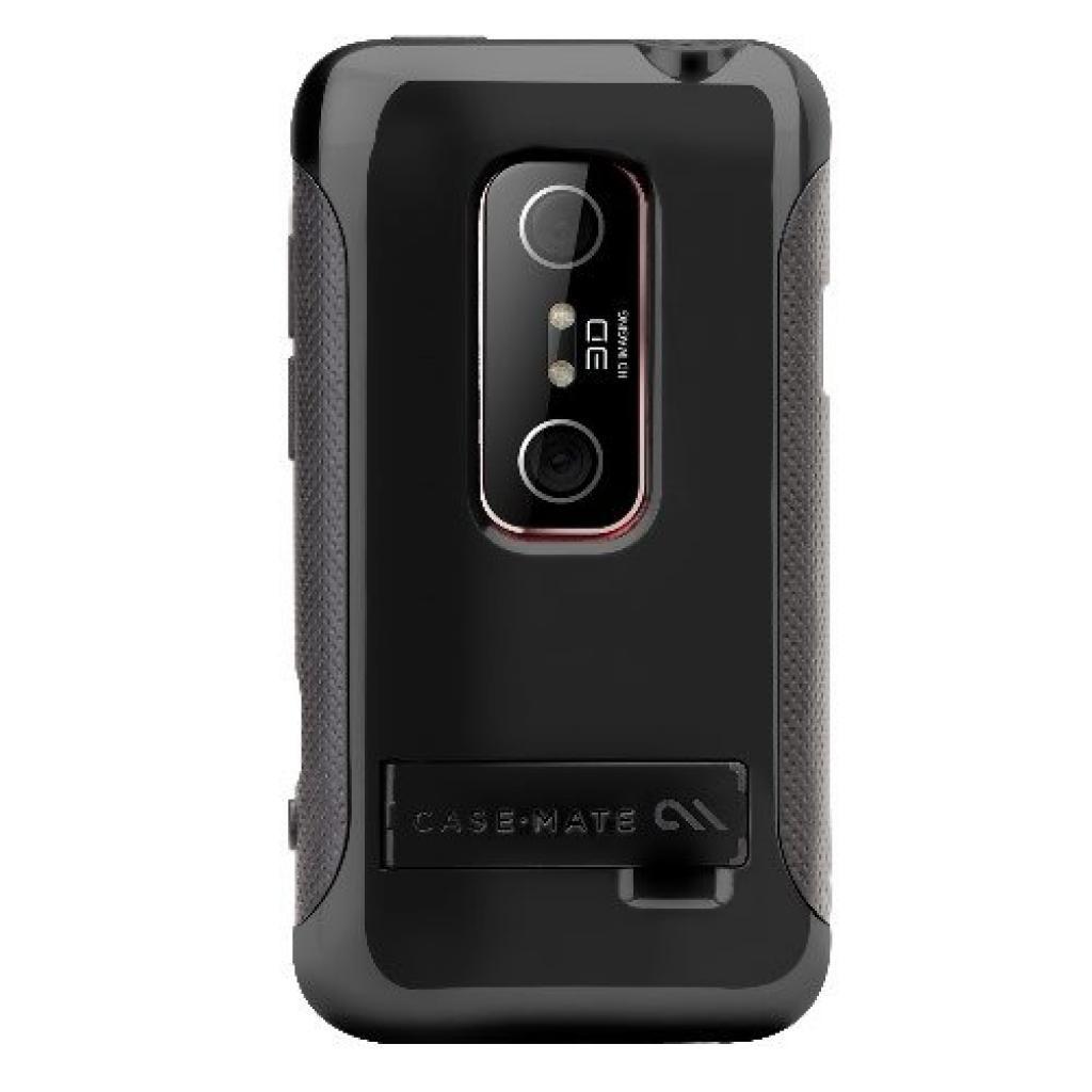Чехол для моб. телефона Case-Mate для HTC Evo 3D Pop - Black (CM015752) изображение 3