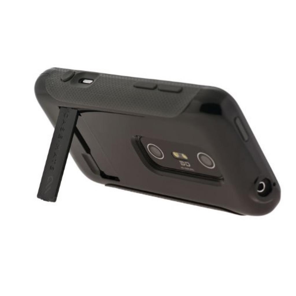 Чехол для моб. телефона Case-Mate для HTC Evo 3D Pop - Black (CM015752) изображение 4