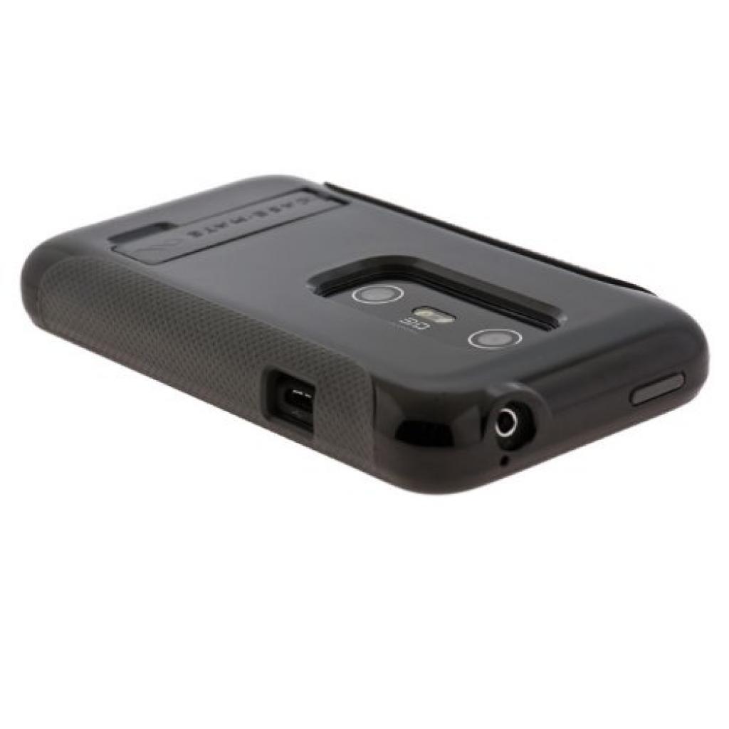Чехол для моб. телефона Case-Mate для HTC Evo 3D Pop - Black (CM015752) изображение 5