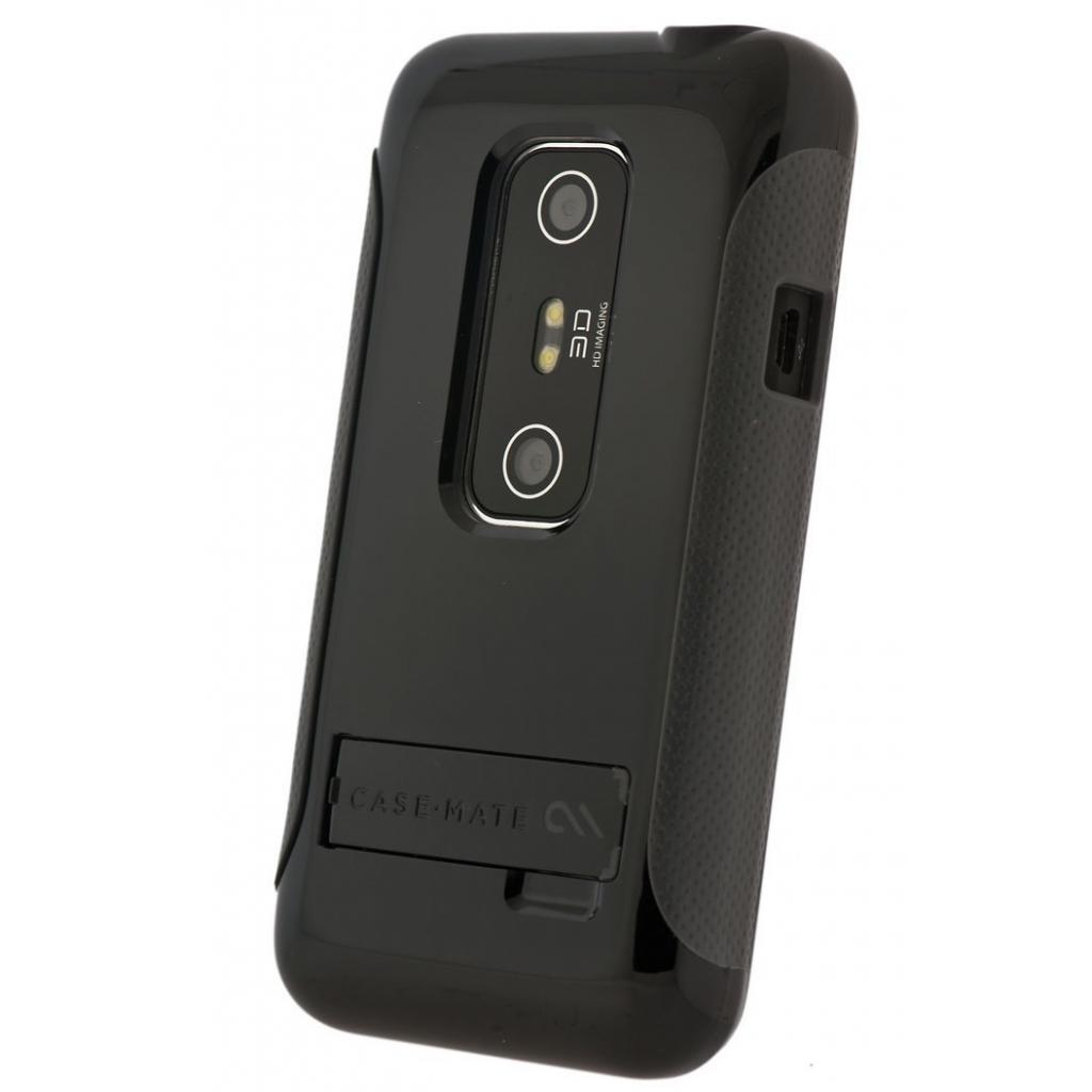 Чехол для моб. телефона Case-Mate для HTC Evo 3D Pop - Black (CM015752)
