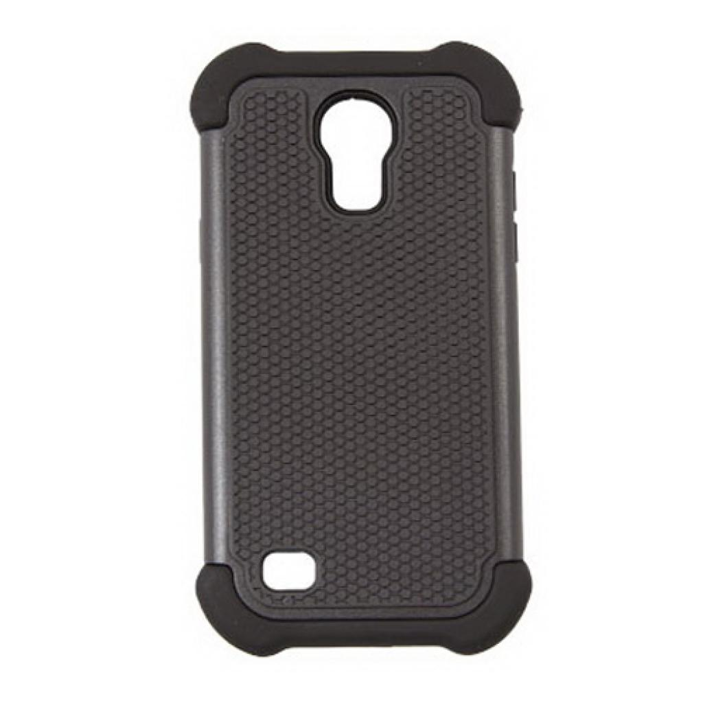Чехол для моб. телефона Drobak для Samsung I9192 Galaxy S4 mini/Anti-Shock/Black (216058)