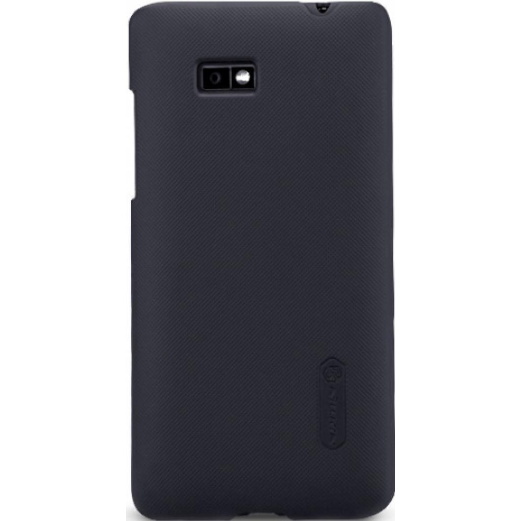 Чехол для моб. телефона NILLKIN для HTC Desire 600 /Super Frosted Shield/Black (6065720)