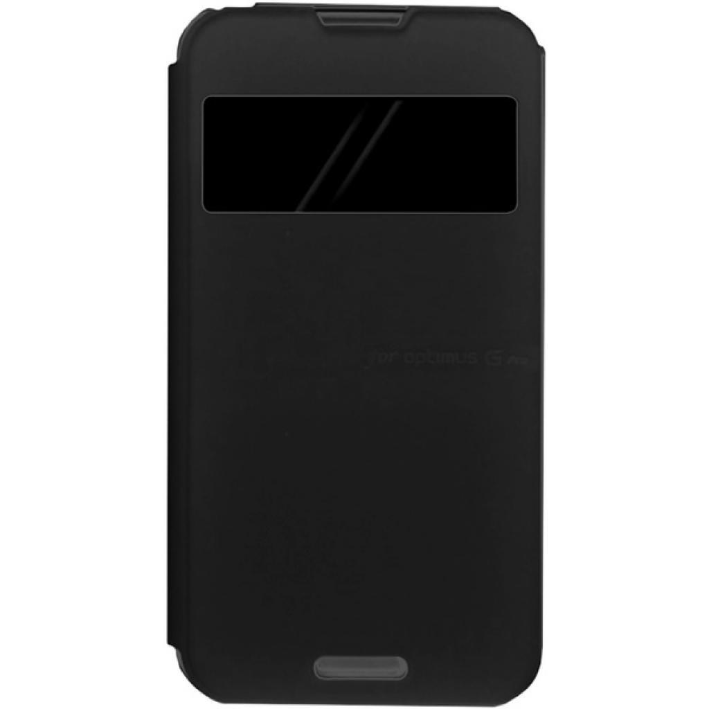 Чехол для моб. телефона VOIA для LG E988 Optimus G Pro /View Flip/Black (6068276)