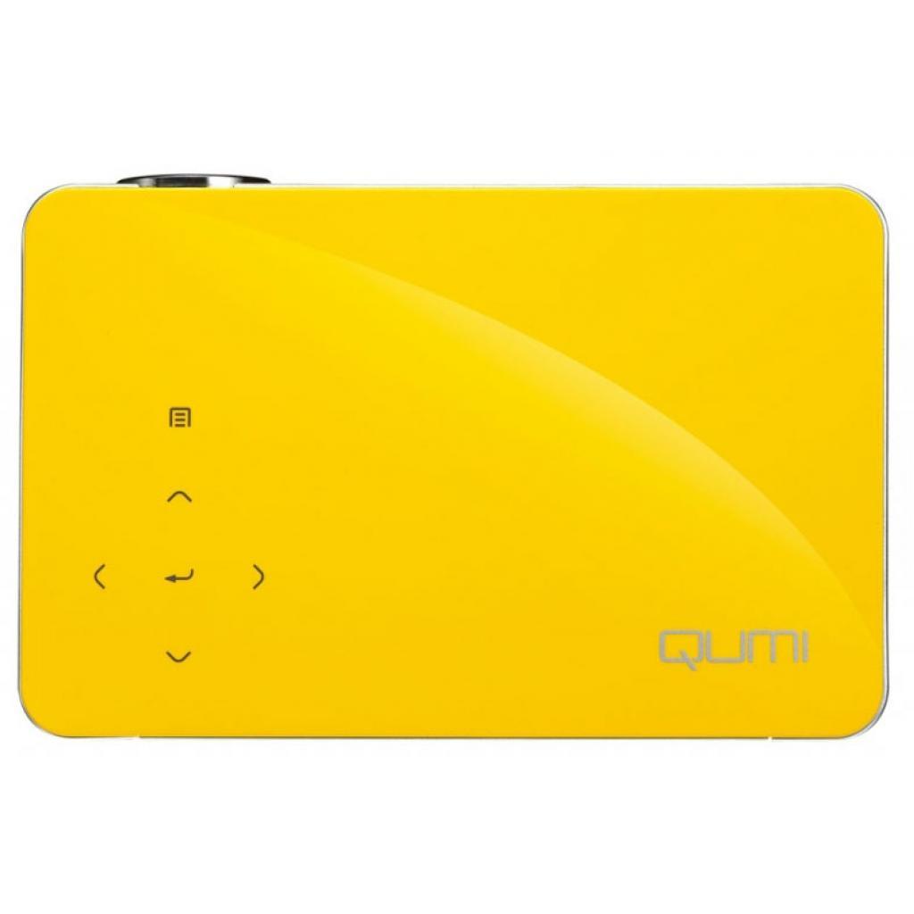 Проектор Vivitek Qumi Q5-Yellow изображение 5