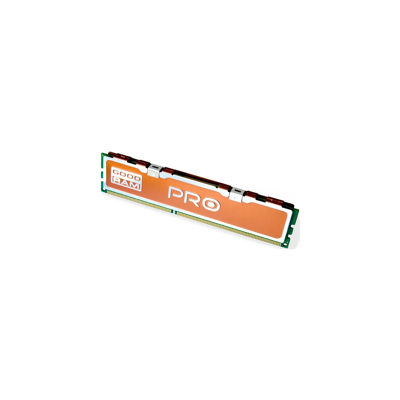Модуль памяти для компьютера DDR3 4Gb 2400 MHz PRO GOODRAM (GP2400D364L11S/4G) изображение 3