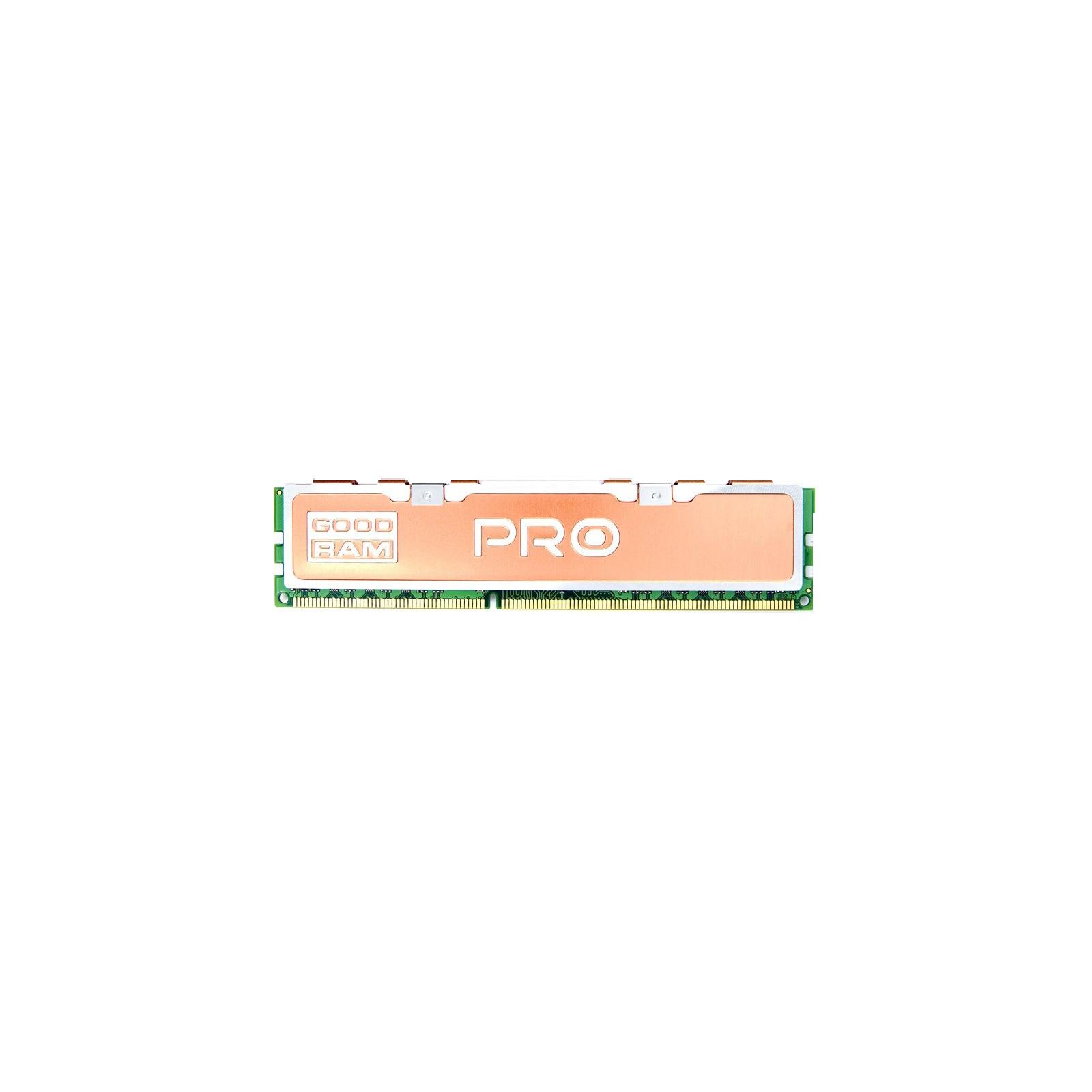 Модуль памяти для компьютера DDR3 4Gb 2400 MHz PRO GOODRAM (GP2400D364L11S/4G)