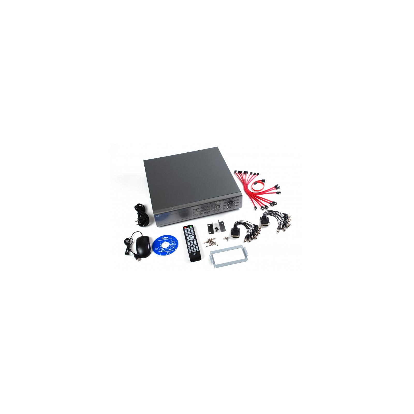 Регистратор для видеонаблюдения Gazer NS2224r изображение 11