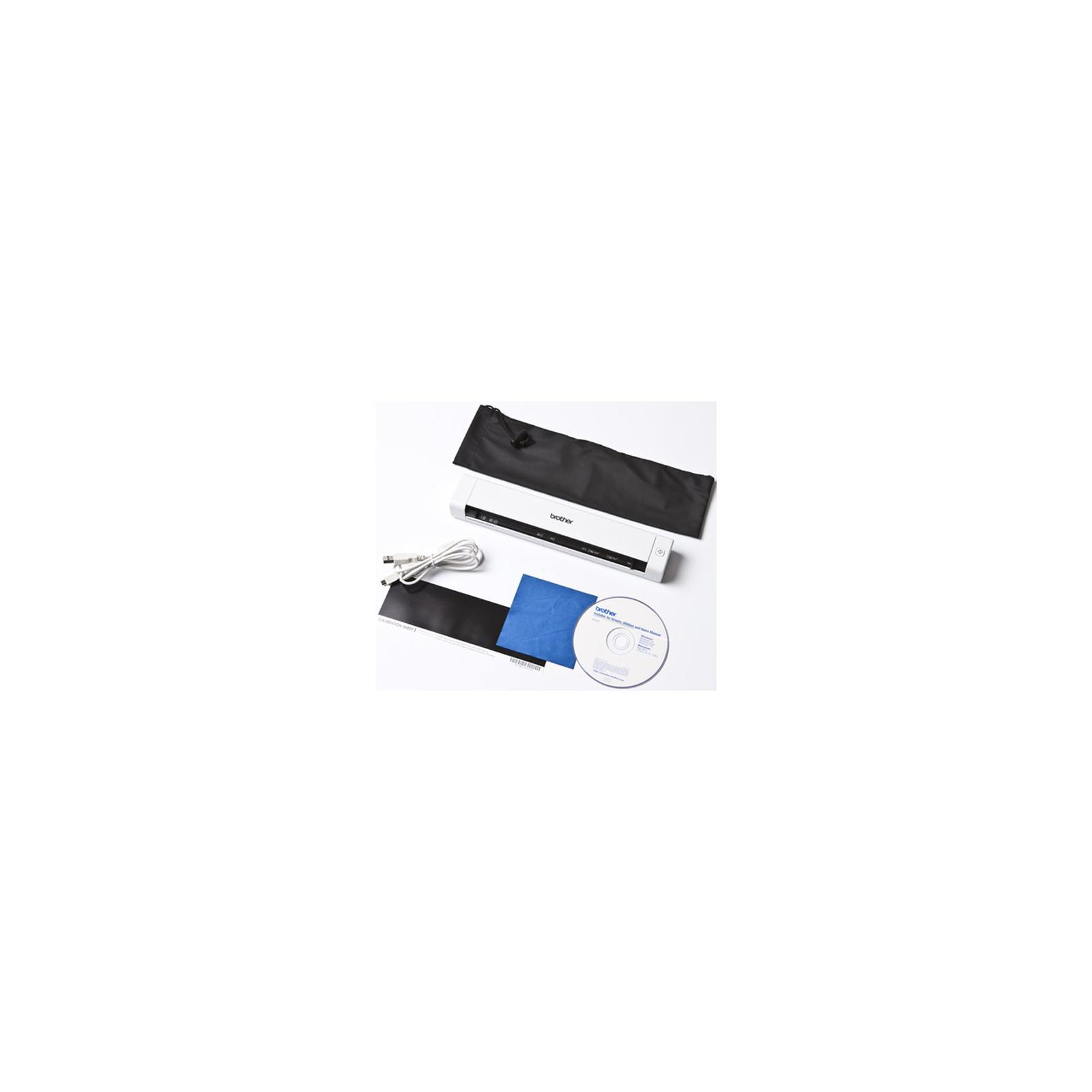 Сканер Brother DS-620 (DS620Z1) изображение 4