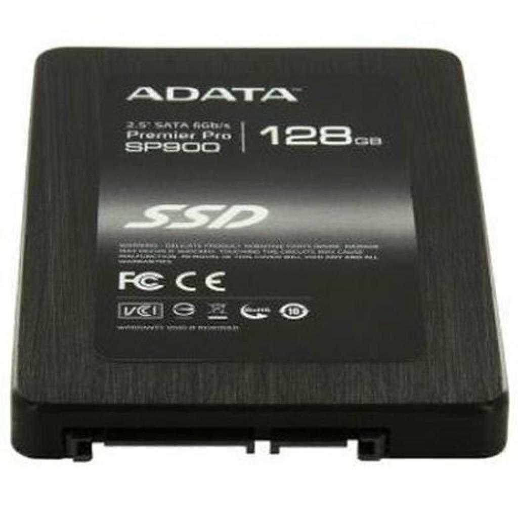 """Накопитель SSD 2.5"""" 128GB ADATA (ASP900S3-128GM-C) изображение 3"""