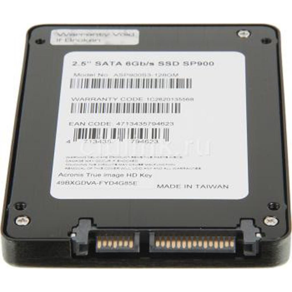 """Накопитель SSD 2.5"""" 128GB ADATA (ASP900S3-128GM-C) изображение 4"""