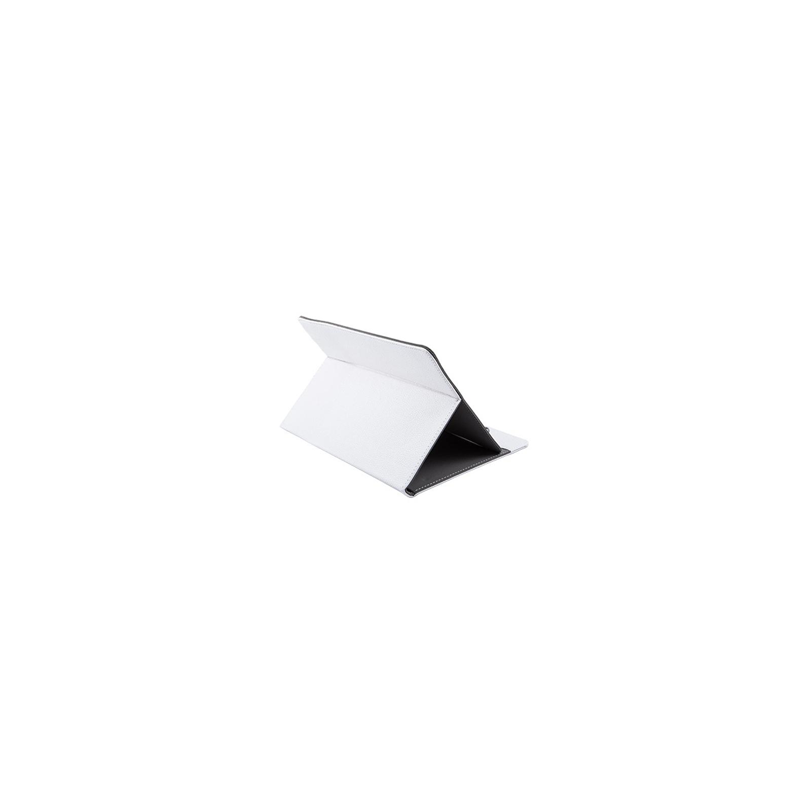 "Чехол для планшета Drobak 10""-10.1"" Universal Stand White (216882) изображение 3"