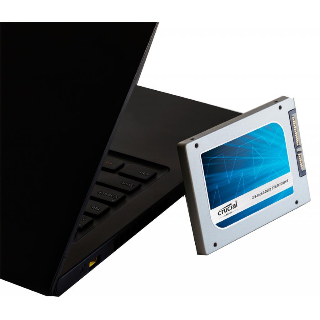 """Накопитель SSD 2.5"""" 256GB MICRON (CT256MX100SSD1) изображение 5"""