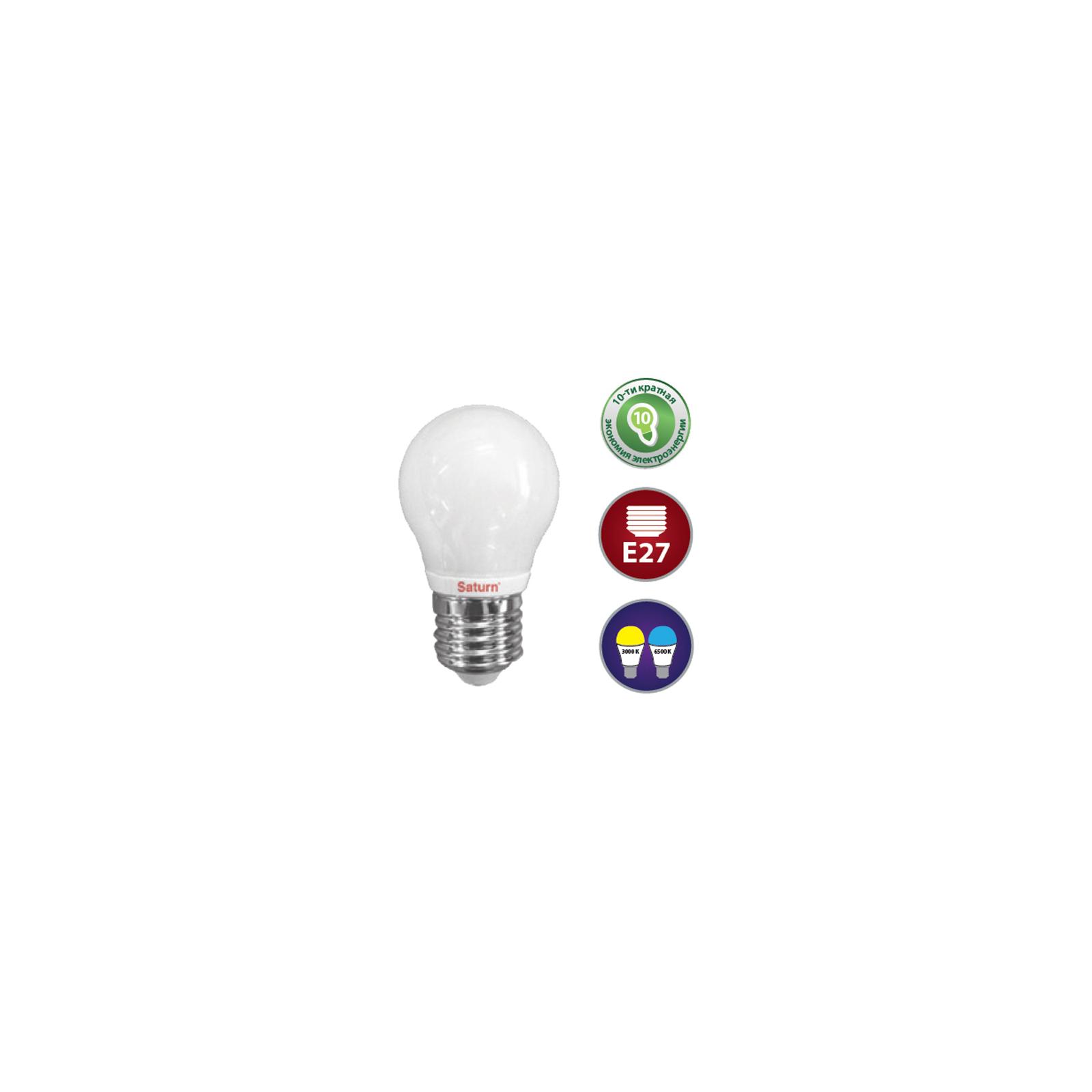 Лампочка SATURN ST-LL27.07N1 WW