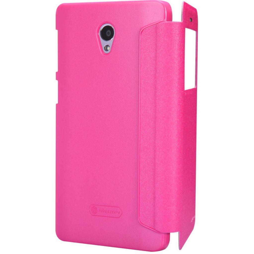 Чехол для моб. телефона NILLKIN для Lenovo S860 /Spark/ Leather/Red (6154924) изображение 4