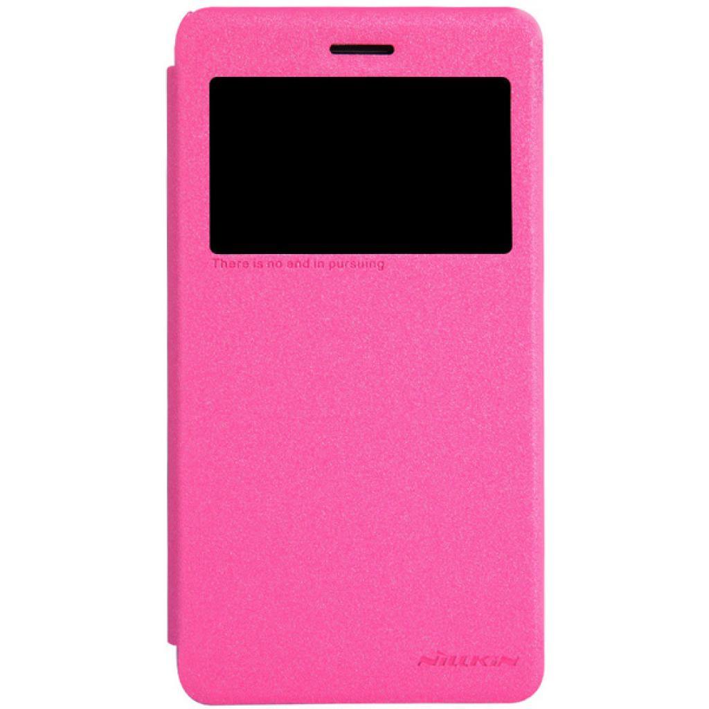 Чехол для моб. телефона NILLKIN для Lenovo S860 /Spark/ Leather/Red (6154924)