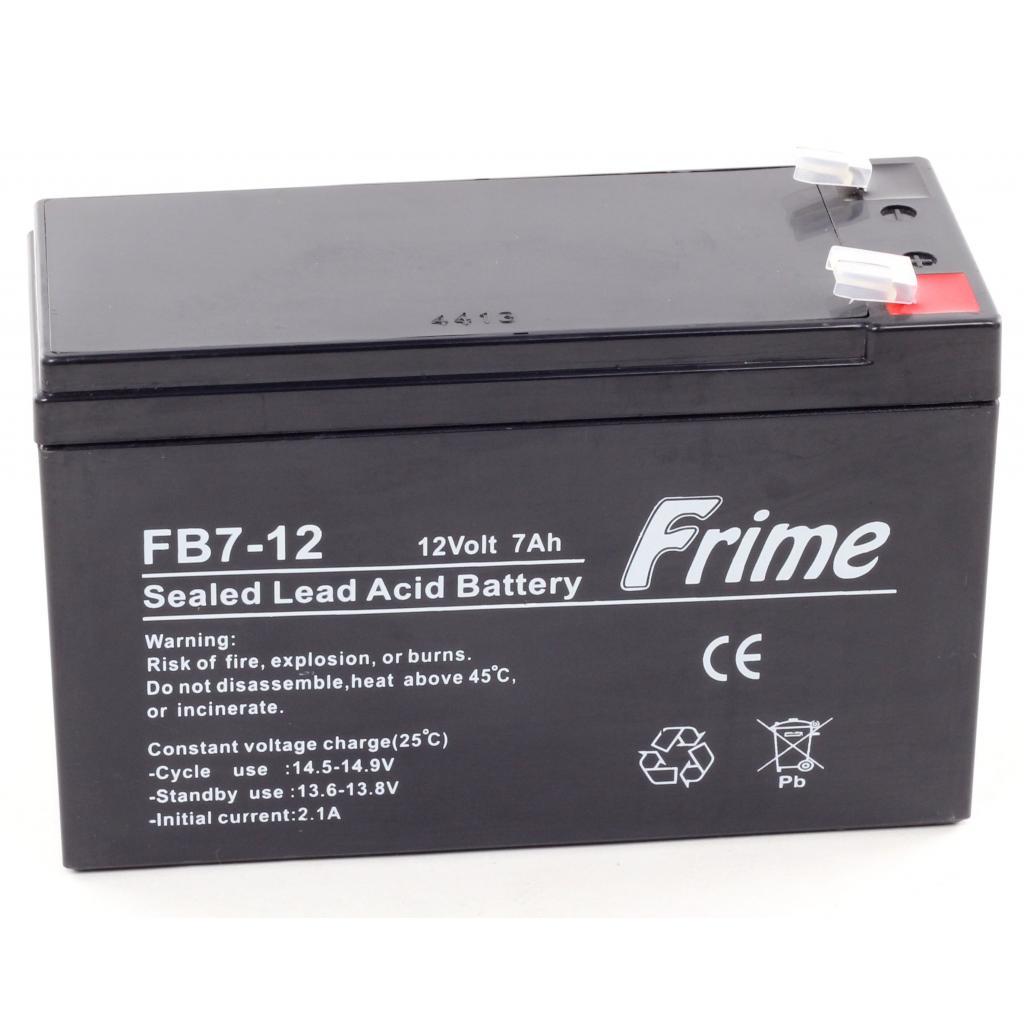 Батарея к ИБП Frime 12В 7 Ач (FB7-12)