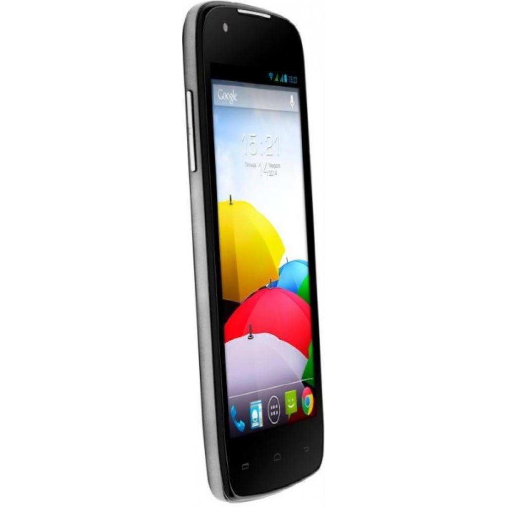 Мобильный телефон Fly IQ4413 Evo Chic 3 Silver (4610015090550)