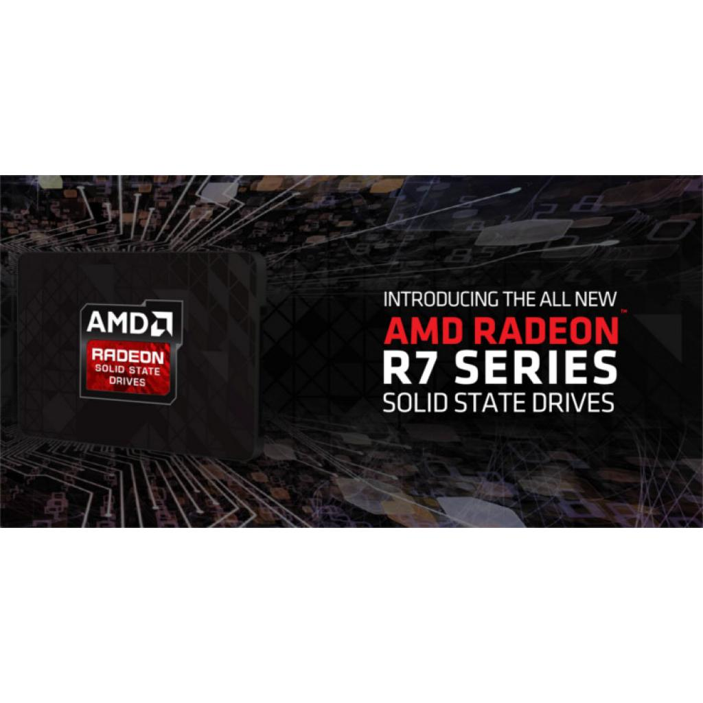 "Накопитель SSD 2.5"" 240GB AMD (RADEON-R7SSD-240G) изображение 5"