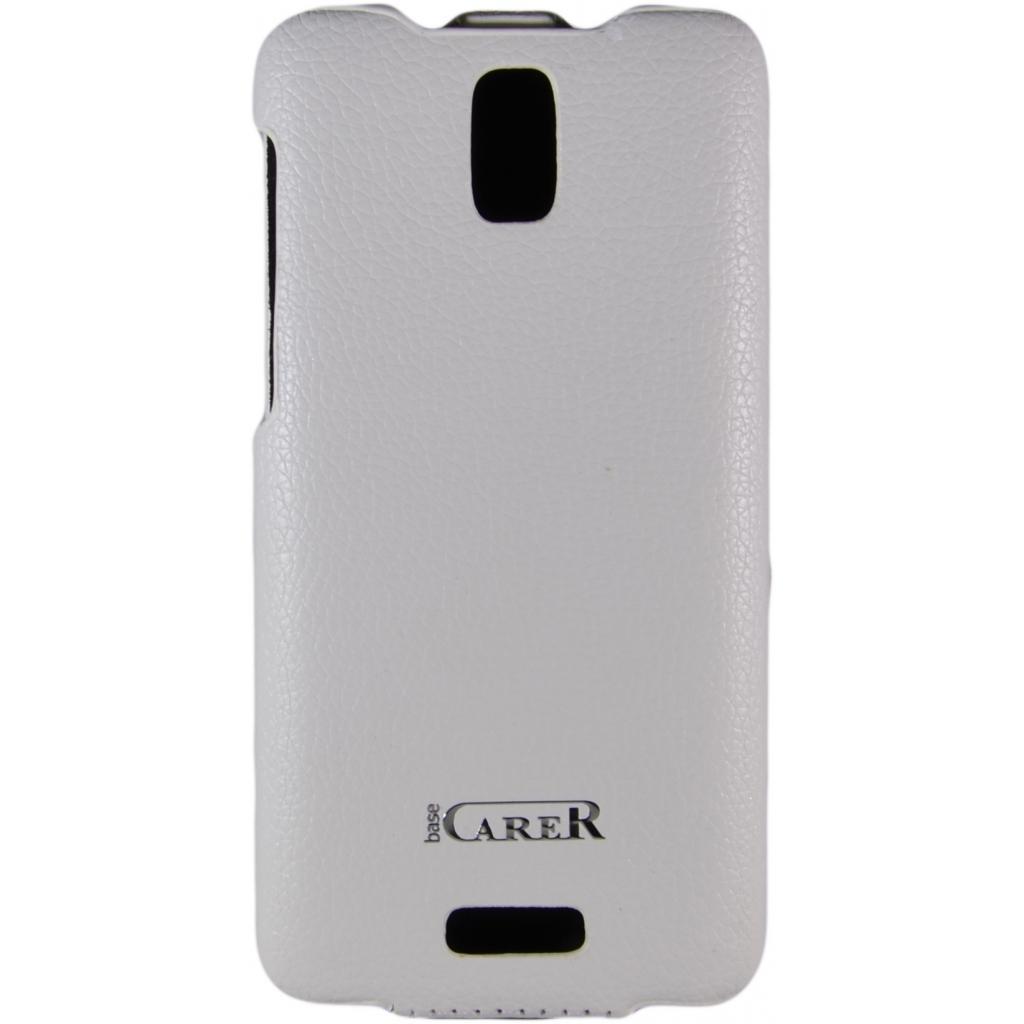 Чехол для моб. телефона Carer Base для Lenovo S660 white grid (Carer Base lenovoS660w gr) изображение 2