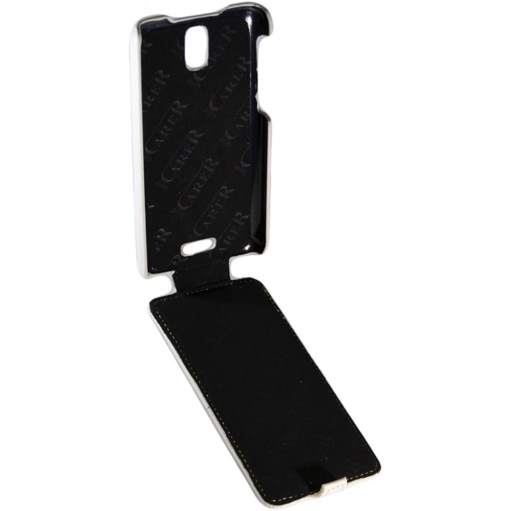 Чехол для моб. телефона Carer Base для Lenovo S660 white grid (Carer Base lenovoS660w gr) изображение 3